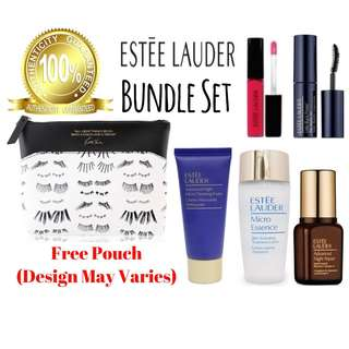 Estee Lauder Travel kit With Free Pouch