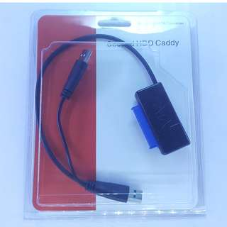 USB 3.0 Sata hdd ssd reader plug and play