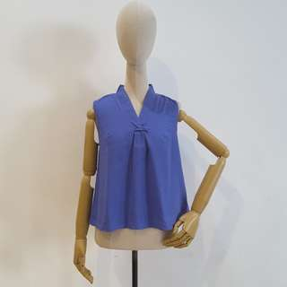 Vneck blouse