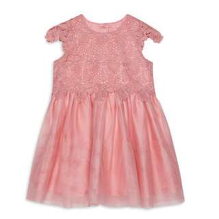 PRIMARK BABY GIRL LACE DRESS