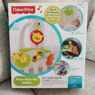 Fisher Price Musical Mobile for Crib