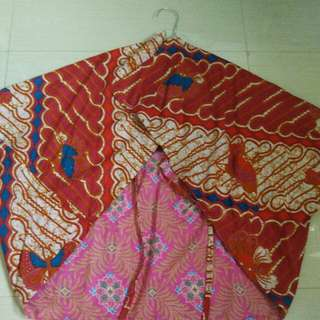 Batwing Batik - Dua Sisi
