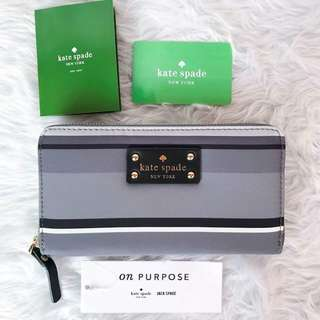 Authentic Kate Spade Passport Holder and Long Wallets
