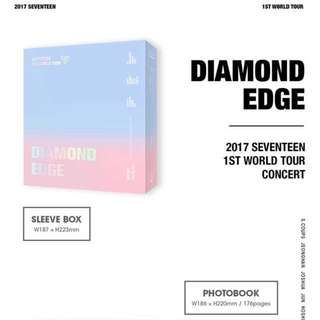 Seventeen - Diamond Edge
