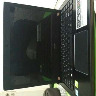 Laptop acer i5 ram 4 GB THE GAMERS
