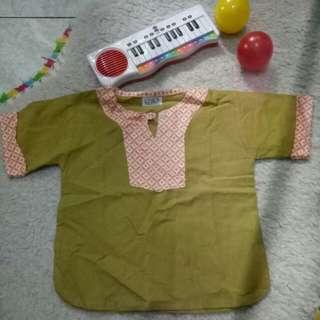 casual batik for kids from bathi kids