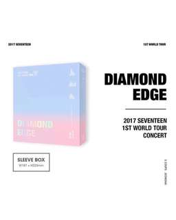 Seventeen - Diamond Edge in Seoul DVD