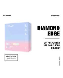 Seventeen - Diamond Edge in Seoul DVD