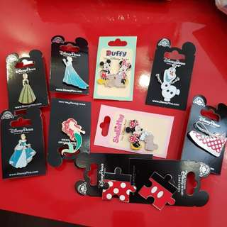 Authentic Brand New Disney Pins