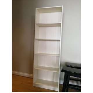 IKEA     GERSBY Bookcase, white