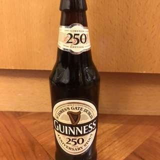Guinness 250 anniversary stout.
