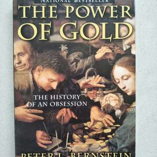 The power of gold by Peter J Bernstein