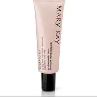 Mary Kay primer foundation
