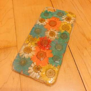 Iphone6/6s case 押花電話殻(硬殻)