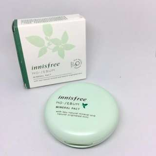 (BN) Innisfree No Sebum Mineral Pact
