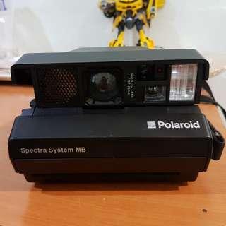 Polaroid Spectra System