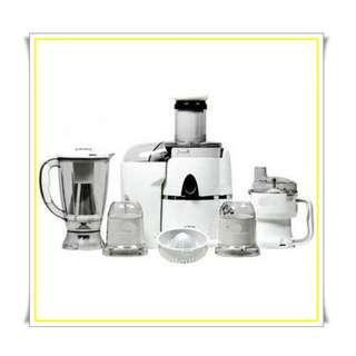 Juicer 7 In 1 Clasic Made Korea Mogen Bleder Praktis Multifungsi
