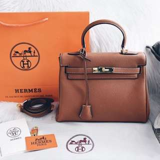 Herm*s Kelly Togo K28 Bag