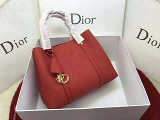 👜  DIOR TOTE BAG WITH SLING BAG