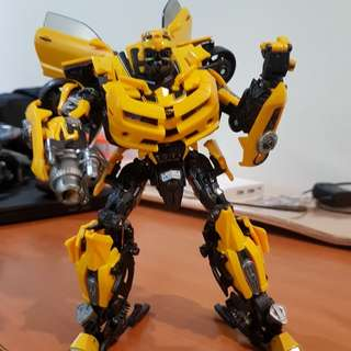 Transformers Bumble Bee Masterpiece
