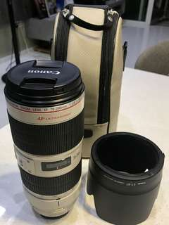 Canon EF 70-200mm f/2.8L IS II USM (*Like New)