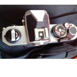 Nikon FM2 Chrome