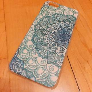 Iphone 6/6s case 民族電話殻 (硬殻)