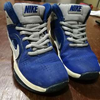 Authentic Nike Kids Rubber Shoes