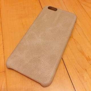 Iphone 6/6s case 仿皮電話殻(軟殻)