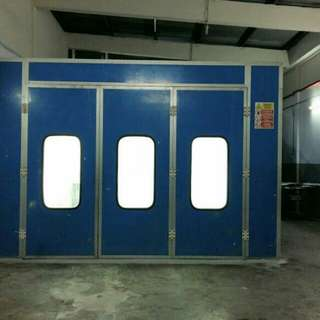 Spray Paint Booth Oven