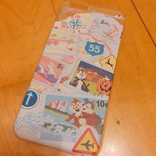 Iphone6/6s case Chip&dale 電話殻 (軟殻)