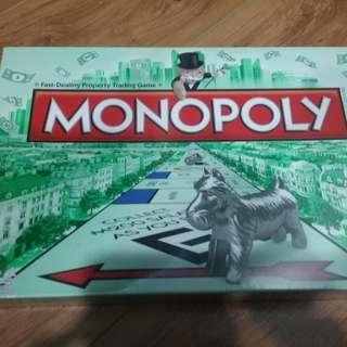 Original Hasbro Monopoly Classic Set
