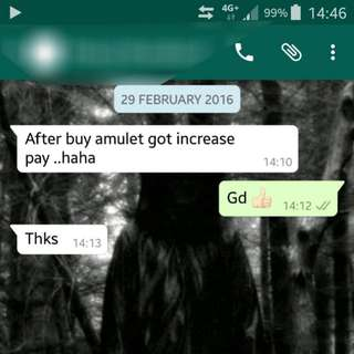 Customer review on pay rise