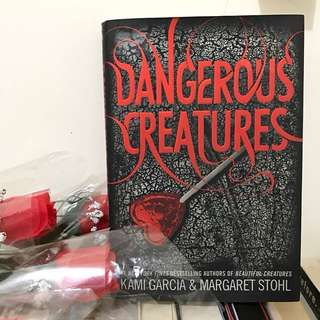 Dangerous Creatures by Gracia Stohl (HARD COVER)