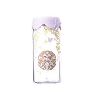 [PO] Starbucks Spring Flower Silicone Glass