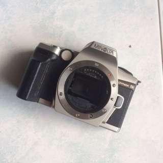 Minolta Dynax 5 Kamera Analog
