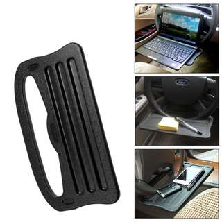 Car Steering Wheel Desk Multi-purpose iPad Stand Holder Tray
