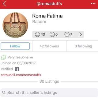 Beware of this person scammer