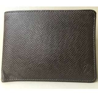 Multiple Wallet LV Taiga Grizz