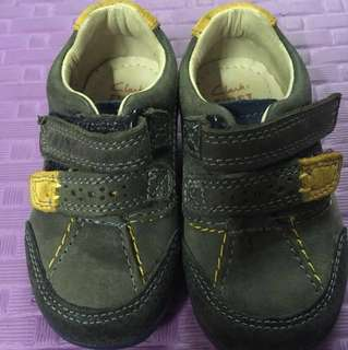 #15off Clarks First Shoes - Boys