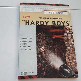 The Hardy Boys Passport to Danger