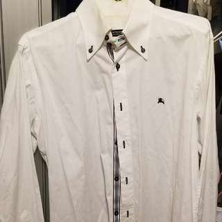 80% new Burberry shirt