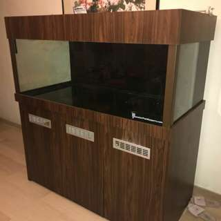 5x2.5x2ft cabinet with sump tank