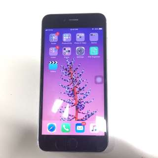 iPhone 6 plus 16gb Grey