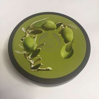The Body Shop Olive Nourishing Bath Butter