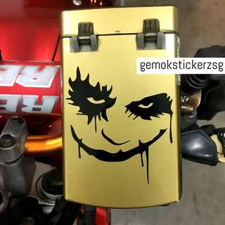 JOKER CUSTOM IU UNIT DECAL