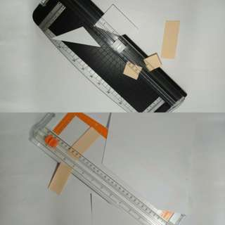 Paper Trimmer and Cutter
