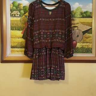 Chiffon Dress Bought in Korea