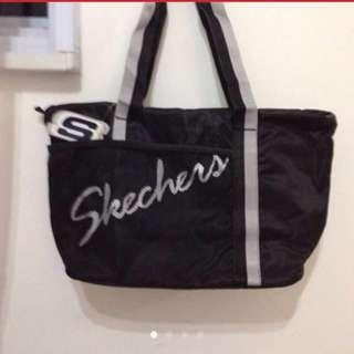BN skechers black sports tote bag *offer*