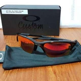 Oakley Custom Half Jacket Ruby Iridium Lens